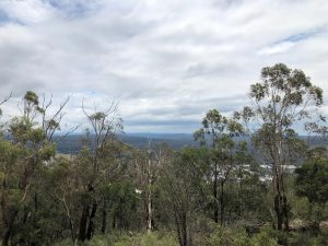 mount gibralter lookout nsw