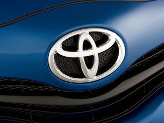 toyota car badge