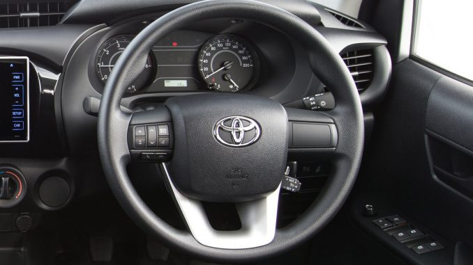 Airbag recall for some 2015-built Toyota vehicles - Toyota