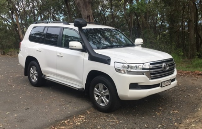 2017 toyota landcruiser 200 series