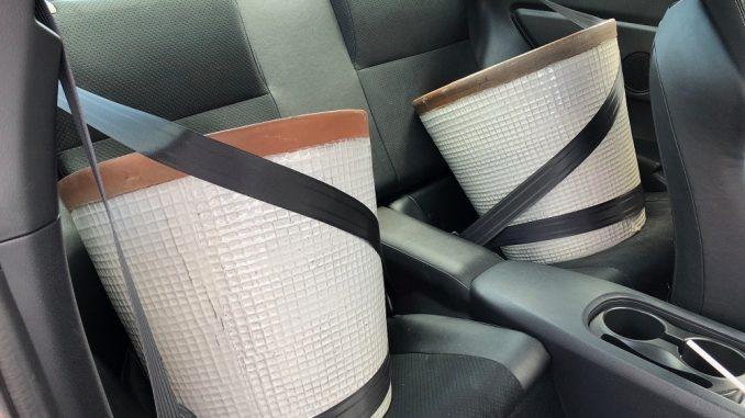 toyota 86 rear seat