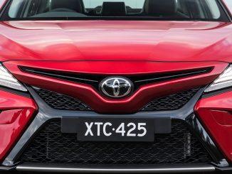2018 Toyota Camry SX