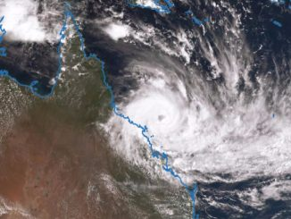 cyclone debbie queensland