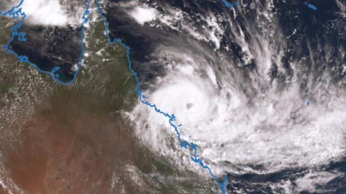 cyclone debbie queensland