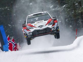 Rally sweden toyota yaris