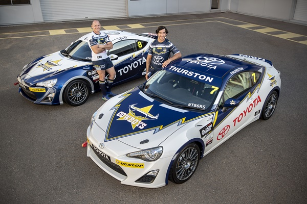 2018 Toyota 86 racing Townsville 1
