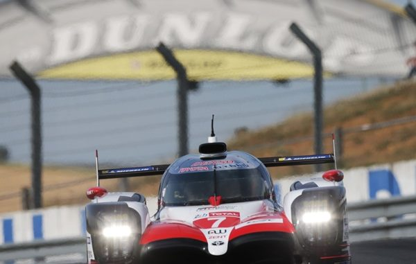 Le Mans Toyota TS050 Hybrid