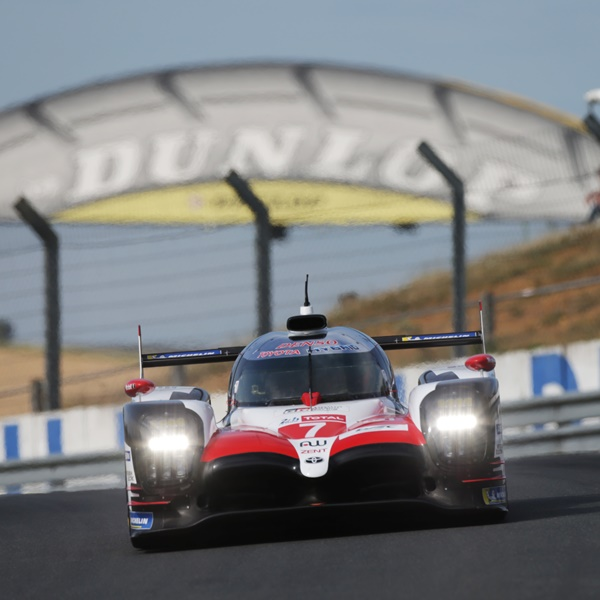 Toyota GAZOO Racing Team TS050 Hybrid Cars