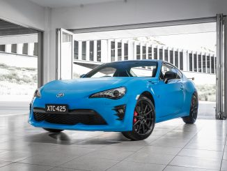 Toyota 86 Apollo Blue