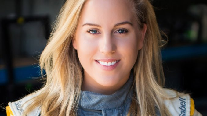 Emily Duggan will make her Toyota 86 Racing Series debut