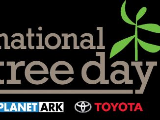 National Tree Day logo