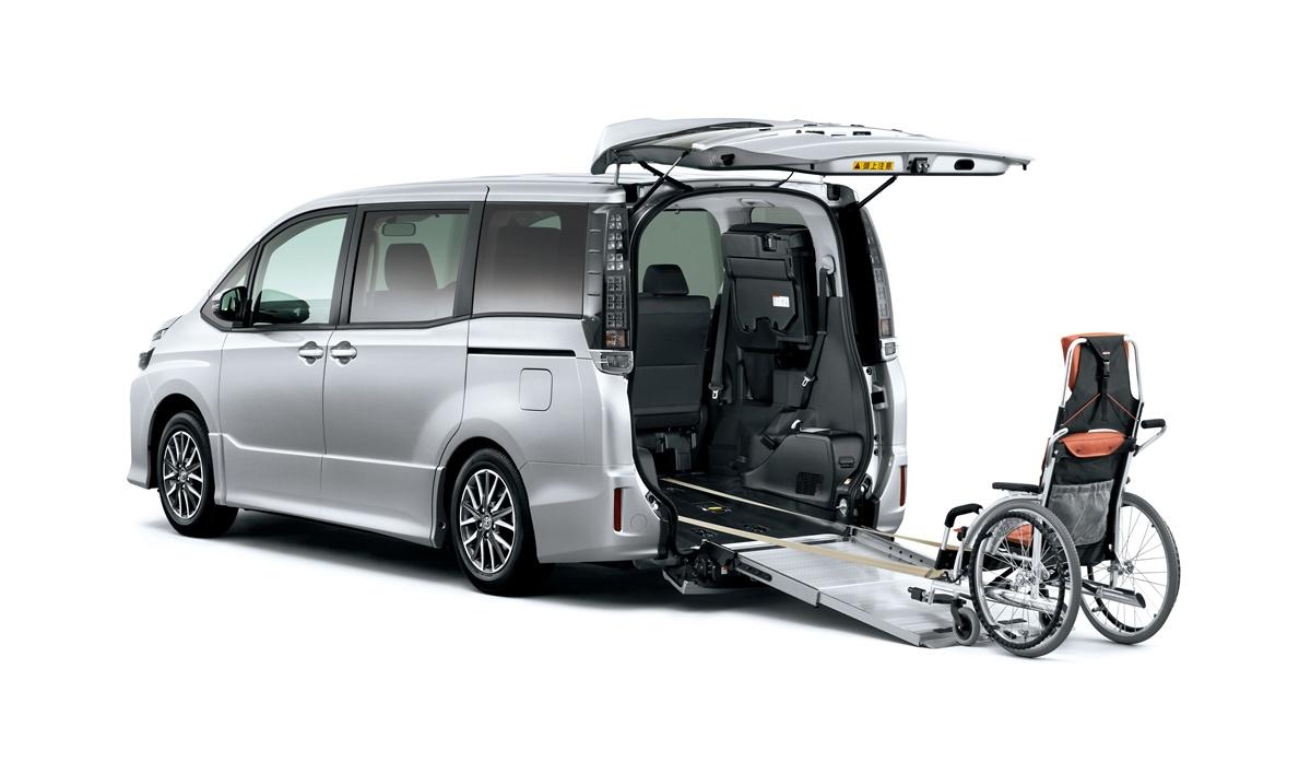 Toyota Welcab vehicle