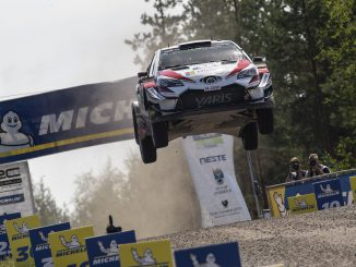 FIA World Rally Championship 2018 / Round 08 / Rally Finland 2018 / July 26-29, 2018 // Worldwide Copyright: Toyota Gazoo Racing WRC