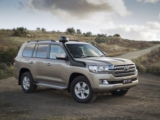 Toyota has upgraded its GXL LandCruiser 200 with more safety and convenience features (snorkel optional)