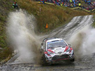 FIA World Rally Championship 2018 / Round 11 / Wales Rally GB 2018 / October 4-7, 2018 // Worldwide Copyright: Toyota Gazoo Racing WRC