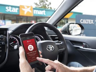 myToyota App and Caltex fuel savings